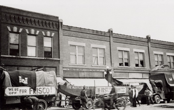 1919 Trans-Continental Motor Convoy – 100 Years Later