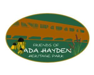 Friends of Ada Hayden Heritage Park Logo