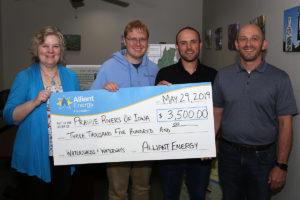 Alliant Energy Grant Presentation in 2019