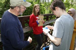 Water Quality Snapshot Monitoring Volunteers in 2019