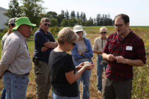 Prairie and Pollinator Field Day