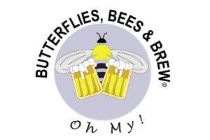 Butterflies, Bees & Brew Logo