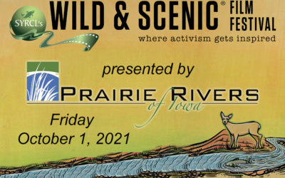 Wild and Scenic Film Fest Presented by Prairie Rivers of Iowa Screening on Friday, October 1
